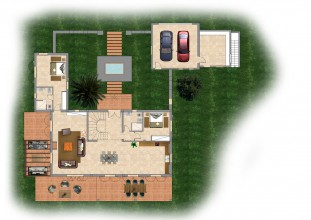 Villa Verde - Ground Floor